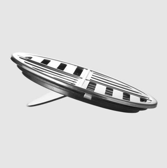 Grelha Inox Redonda 1780 C19 100mm