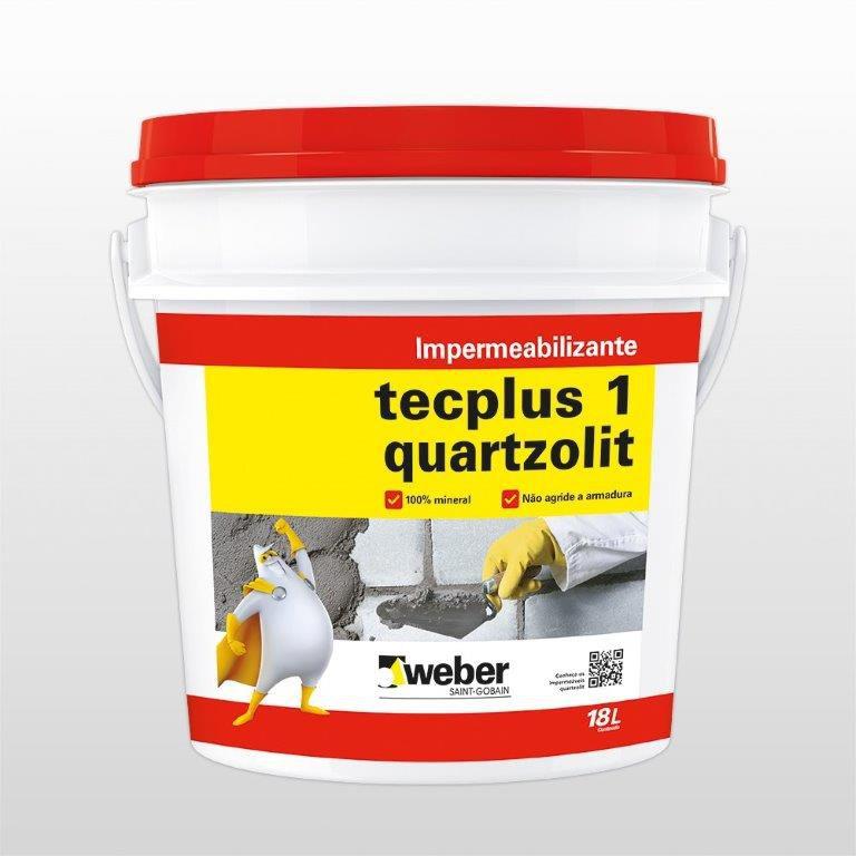 Impermeabilizante Tecplus 1 18L