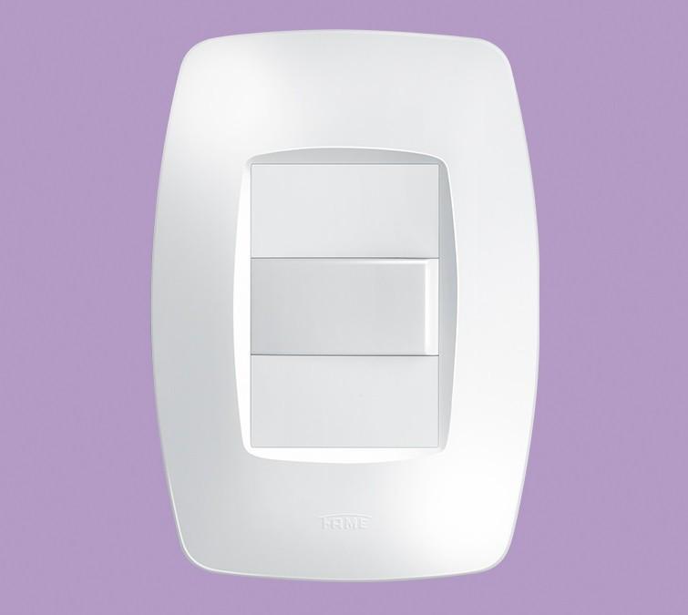 Interruptor Elegance 1 Tc Simples 3771