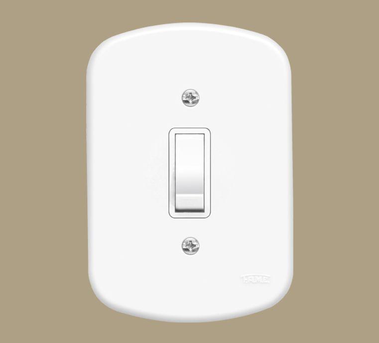 Interruptor Simples Ref: 560 Blank 1tc