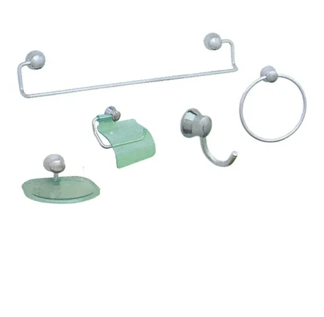 Kit Acessórios para Banheiro Magnus 6 Peças