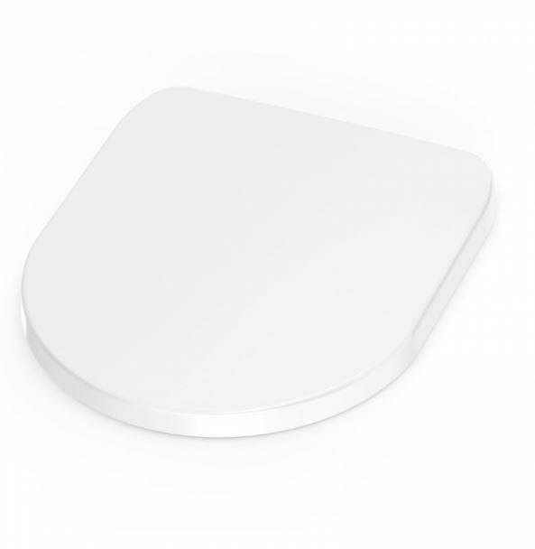 Kit Bacia + Caixa + Assento Like - Branco