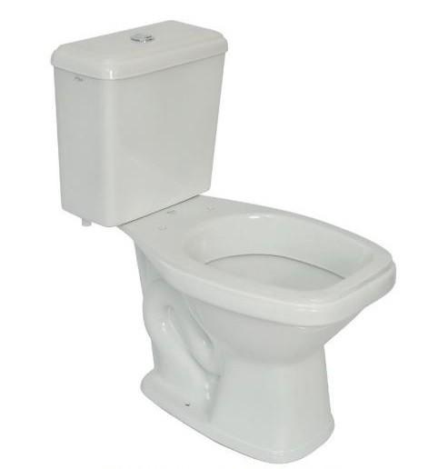 Kit Bacia Sanitária Prímula Branco