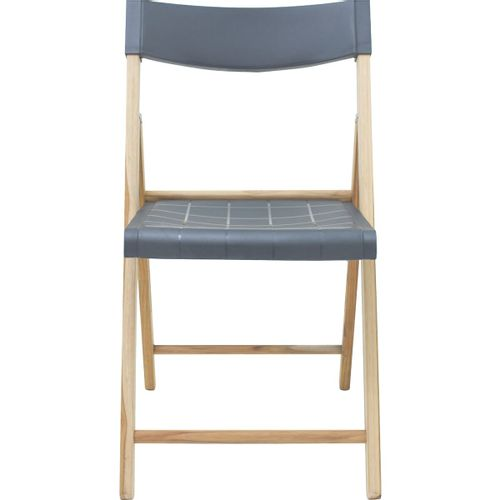 Kit Cadeira Dobrável Potenza Fold mais Mesa de Madeira Dobrável Beer