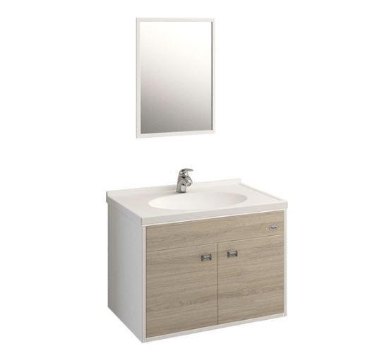 Kit Gabinete Para Banheiro Allure Delicato