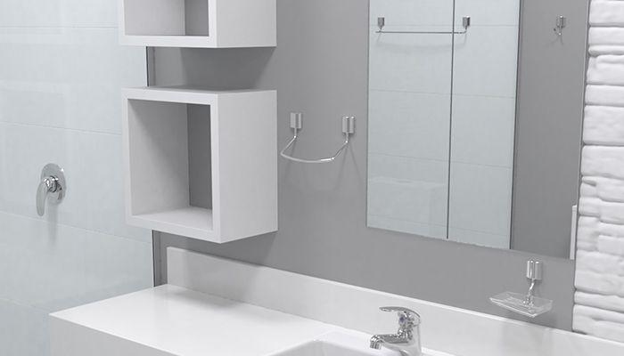 Kit Para Banheiro Neo - 5 Peças