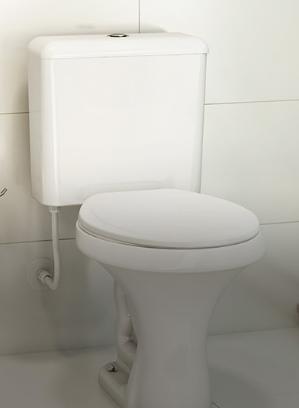 Kit Vaso Sanitário Completo Parati