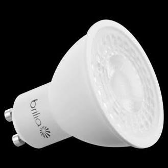 Lâmpada LED Dicróica GU10 4W 2700K Luz Quente