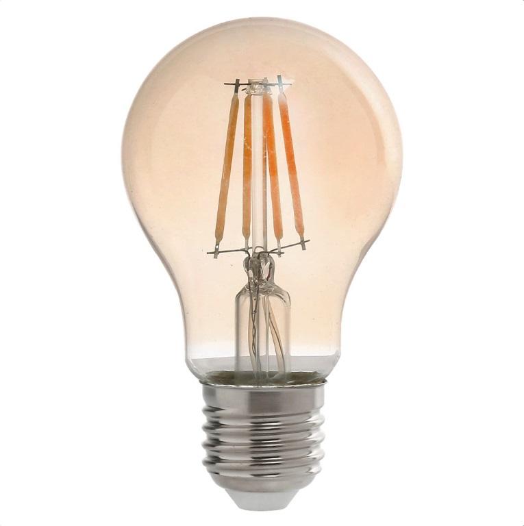 Lâmpada LED Filamento G45 4W 2200k