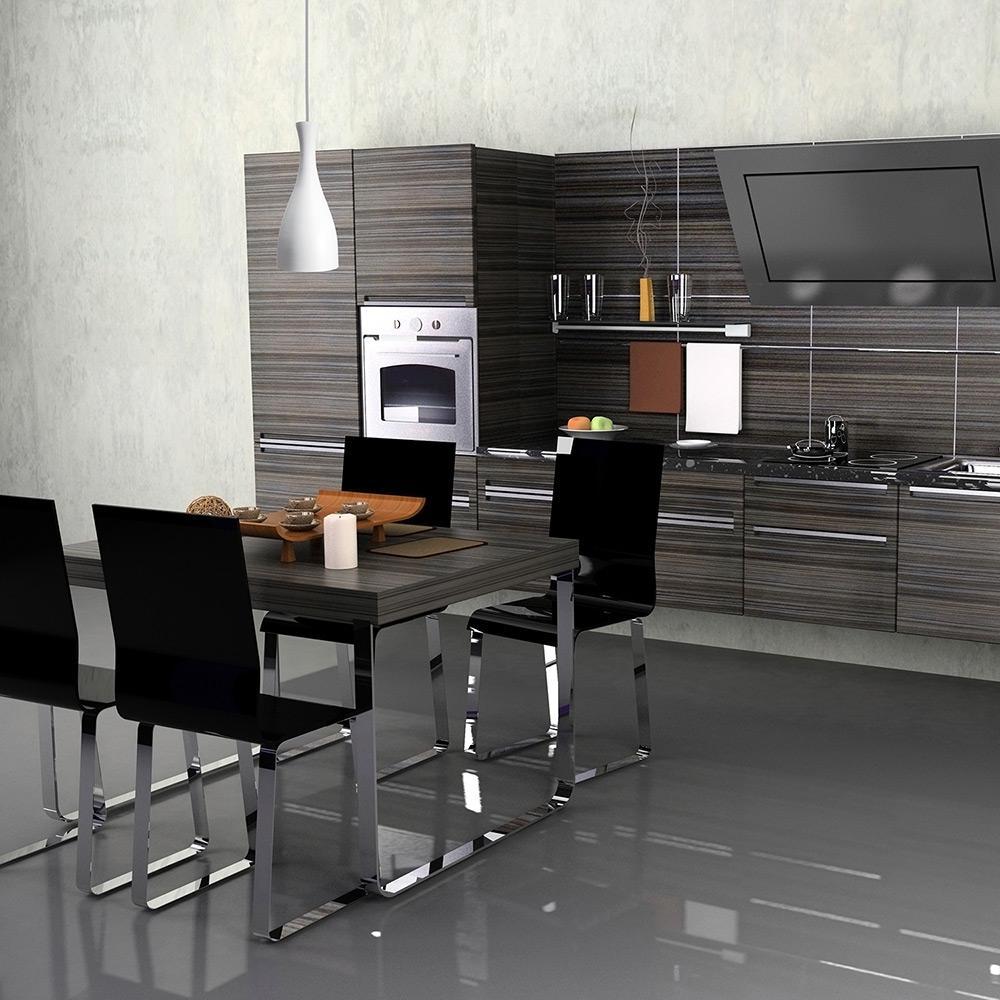Lustre Pendente Design Td 1003 E-27 - Branco Fosco