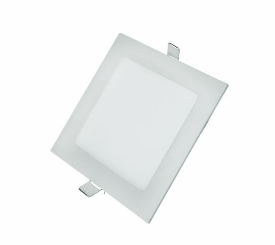 Painel Backlight Led Quadrado Embutir 18w 6500k