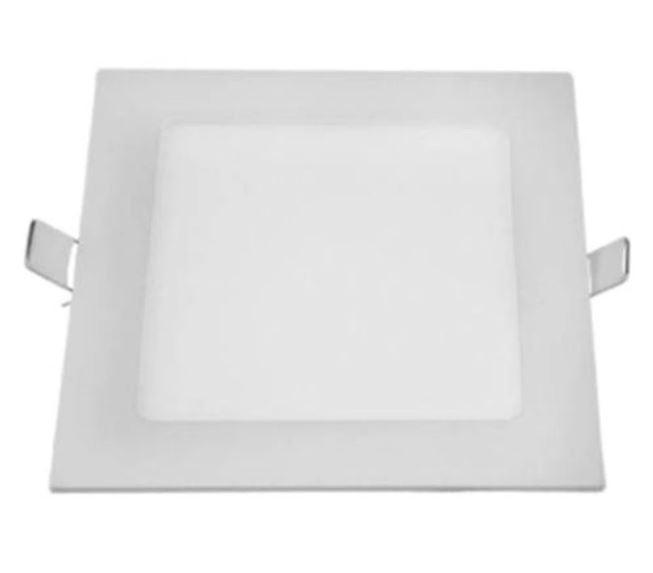 Painel de LED Sobrepor G-light Quadrado Bivolt 12W 6500k