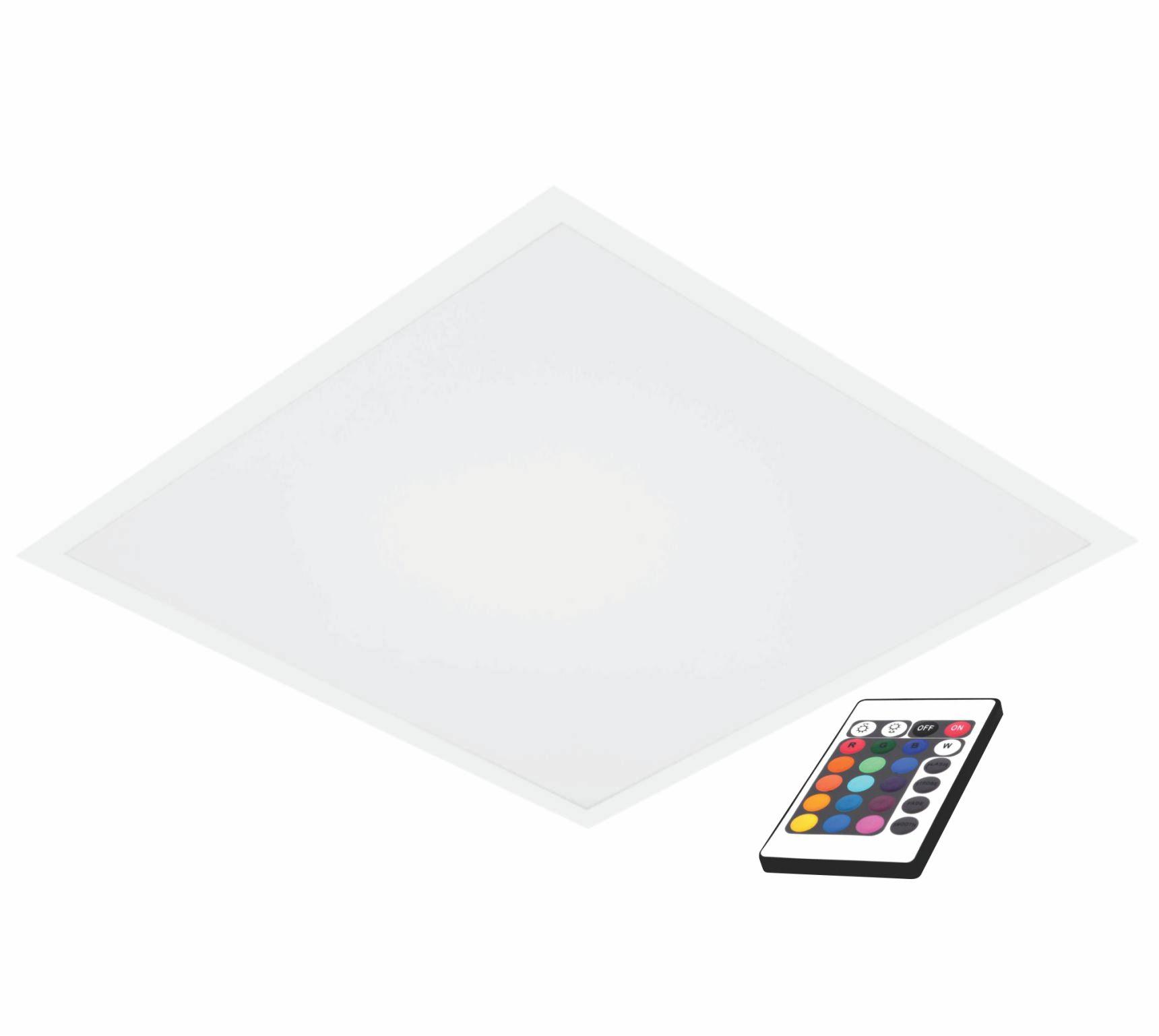 Painel Slim Embutir RGB Quadrado 30w 120 Auto