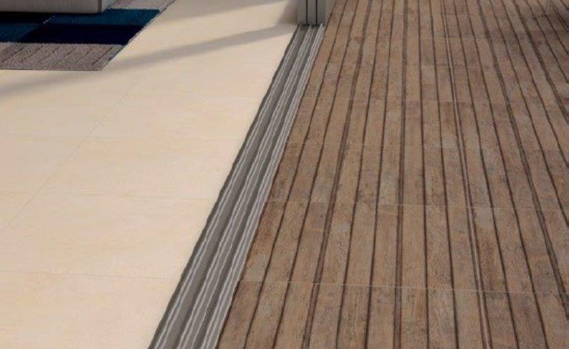 Piso Deck Aroeira - 60x60
