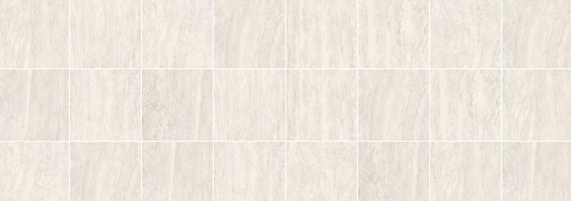 Piso Travertino Roma Branco 60x60 Cx.2,20