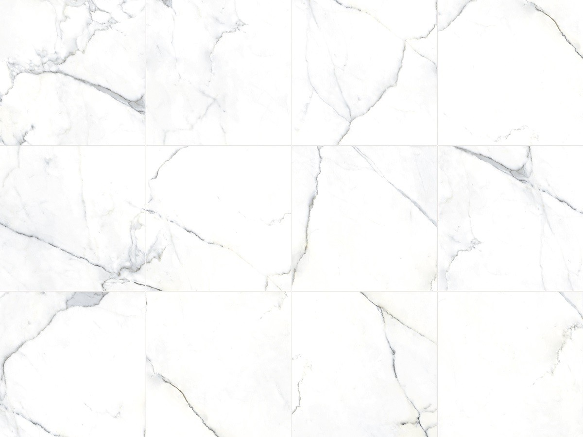 Porcelanato Acetinado Calacata Ice 84x84 Cx.2,12