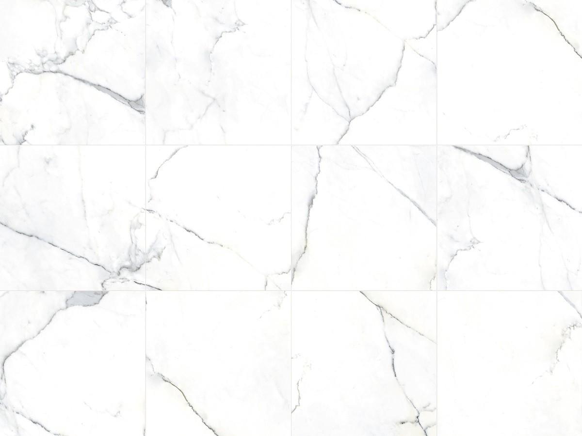 Porcelanato Polido Calacata Ice 84x84 Cx.2,12