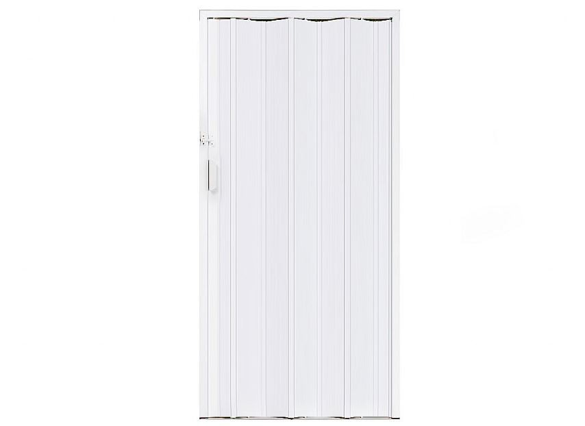 Porta Sanfonada Com Trinca Branca