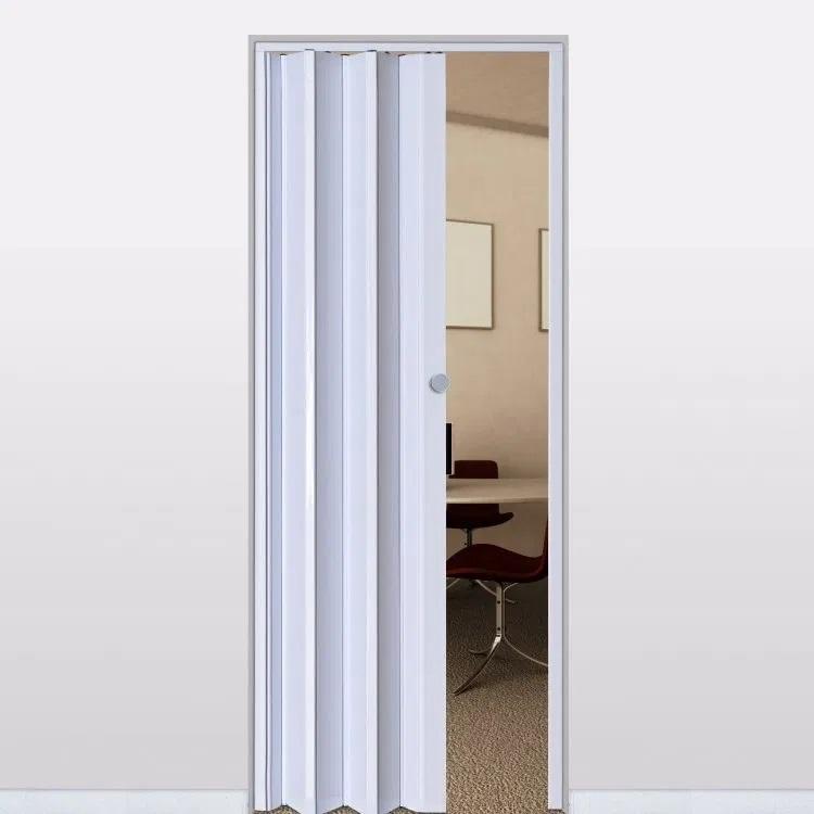 Porta Sanfonada Easy Lock 90x210 - Branca