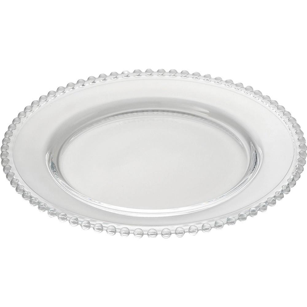 Prato Cristal De Pearl 28cm