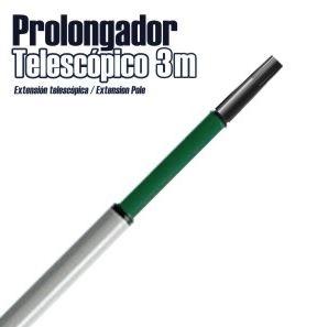 Prolongador Aço 3m