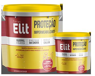 Proteção Impermeabilizante Para Laje 12kg