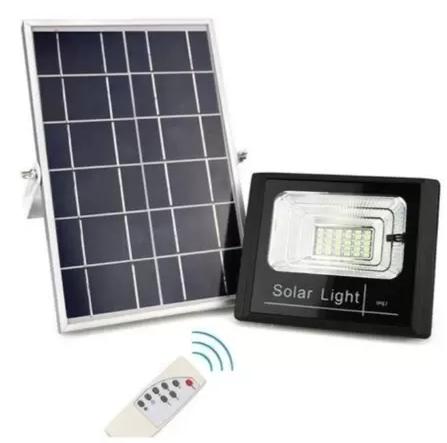 Refletor Led Solar 30w 6500k