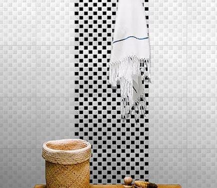 Revestimento Dhama Branco 32Cm x 45Cm