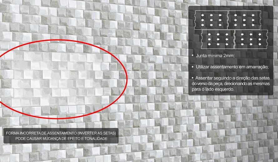 Revestimento HD Ref. 260001 32 X 57 Cx.1,46