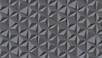 Revestimento Monoporosa Jasmim Grafite 37Cm x 74Cm