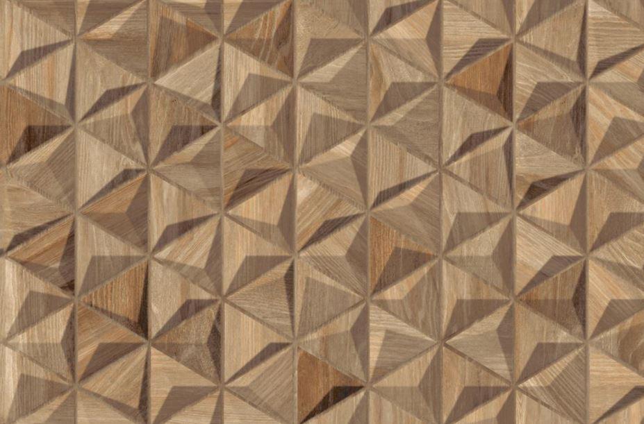 Revestimento Monoporosa Jasmim Madeira Marfim 37Cm x 74Cm
