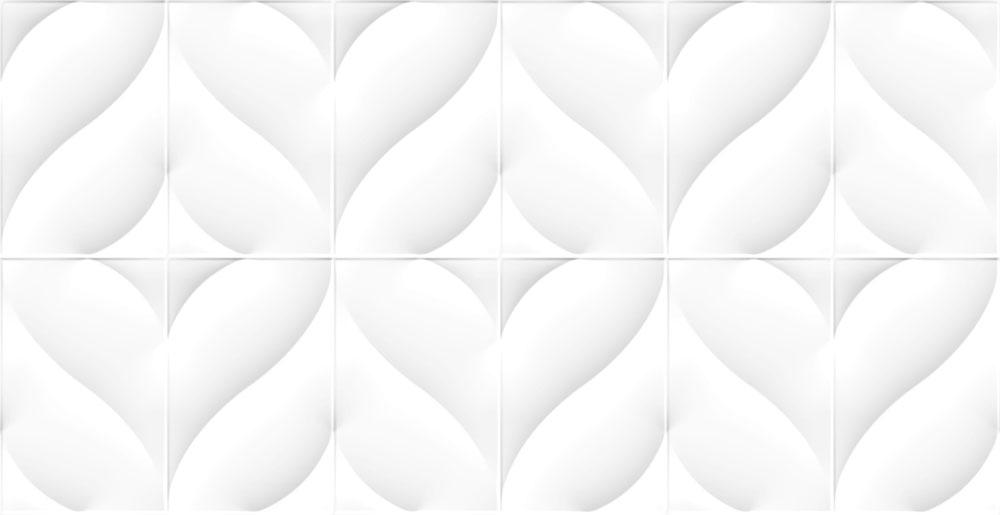 Supremegres 39x75 Versale White Ref.839.004 Cx.2,06