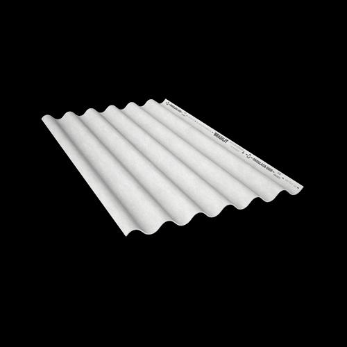 Telha de Fibrocimento 5mm 1,83x1,10m