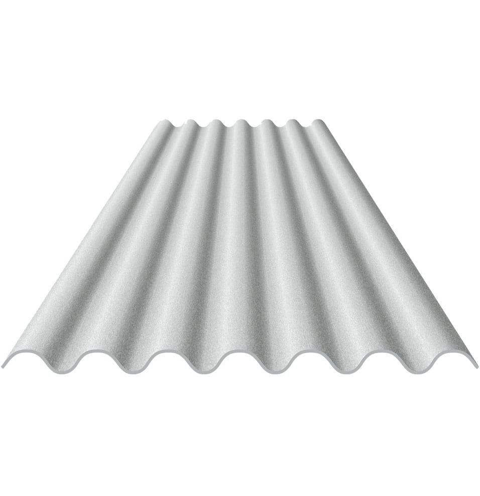 Telha Fibrocimento 2,44x50 4mm