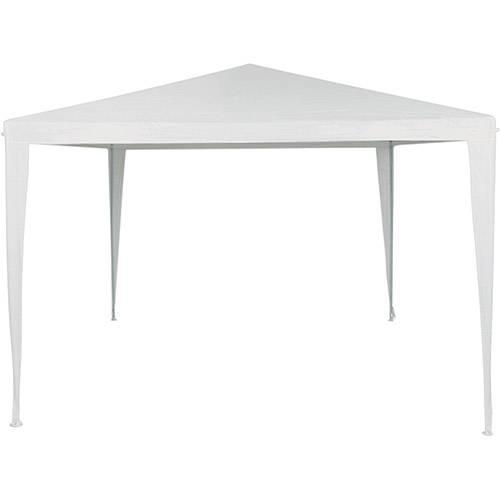 Tenda Gazebo 3x3m Ferro - Branco