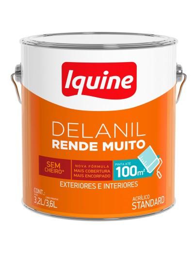 Tinta Acrílica Delanil Rende Muito 3,6L
