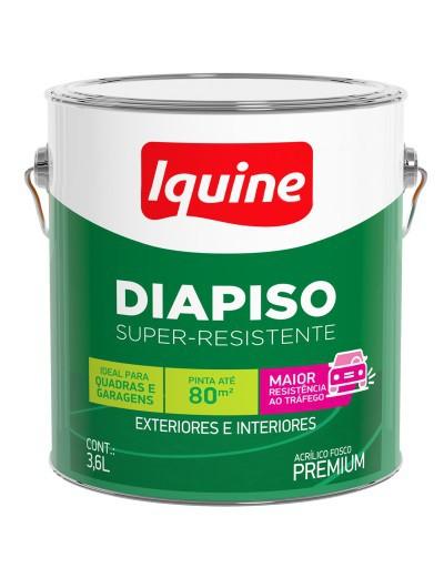 Tinta Acrílica Diapiso Super Resistente 3,6L