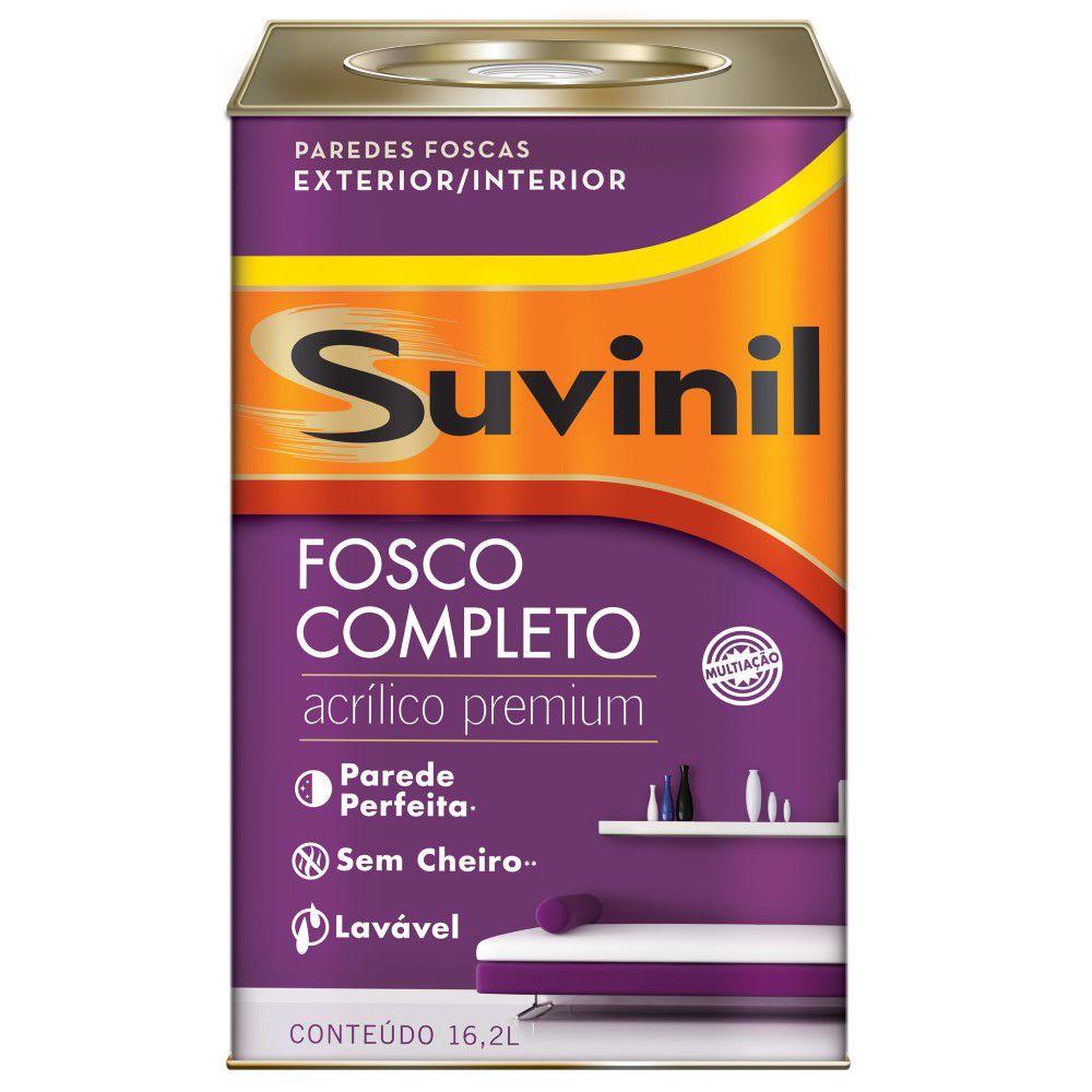 Tinta Acrílica Fosco Completo Premium 18l