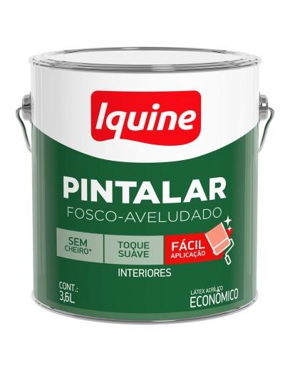 Tinta Acrílica Látex Pintalar 3,6L