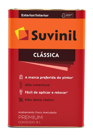 Tinta Clássica Premium 18L