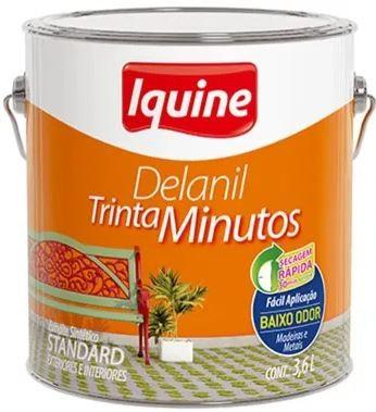 Tinta Esmalte Delanil Trinta Minutos 3,6L