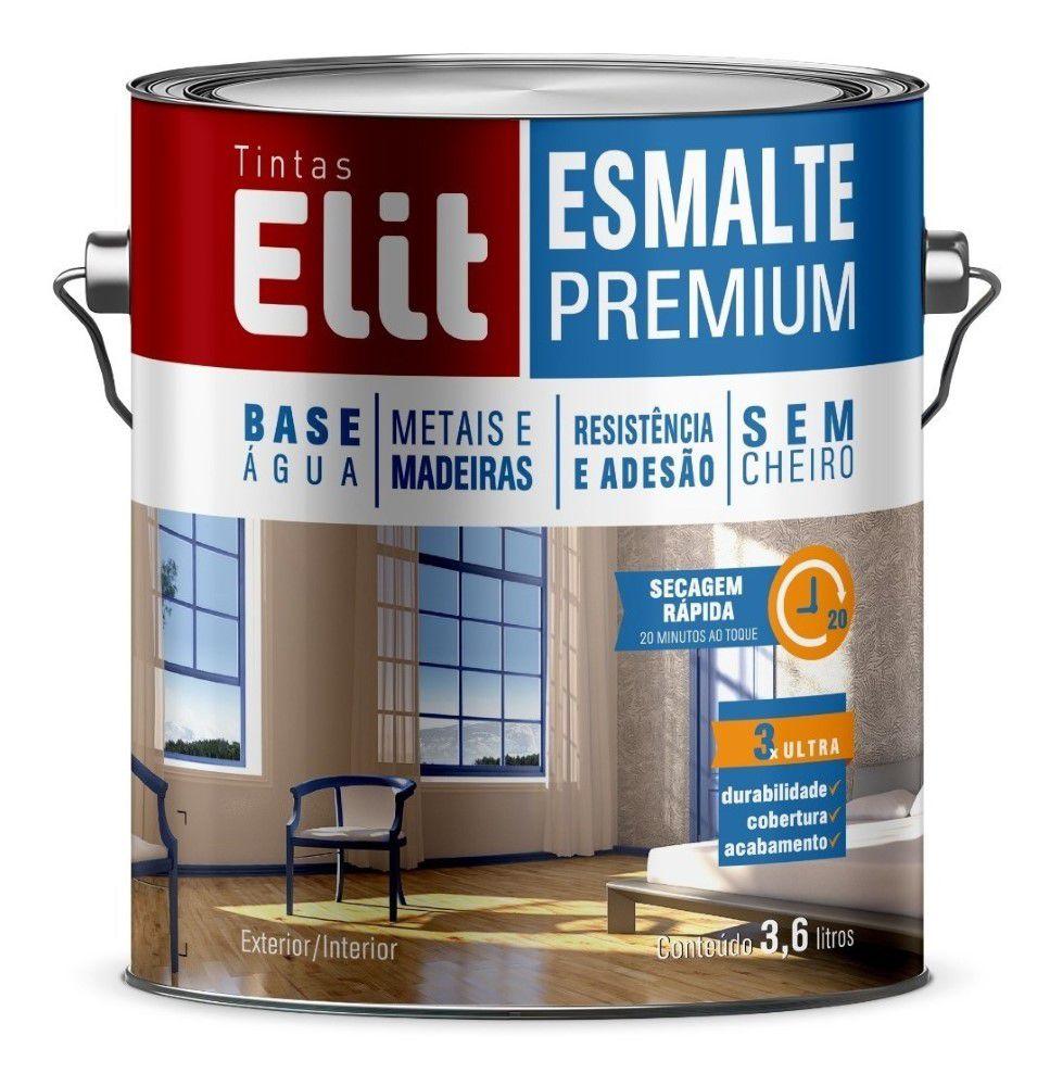 Tinta Esmalte Premium 3,6l - Branco