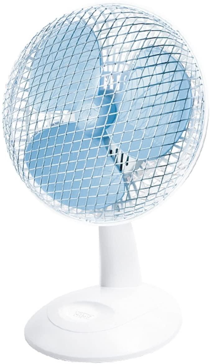Ventilador Personal Fan 220v - Branco e Azul