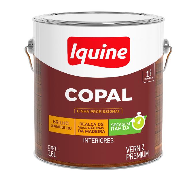 Verniz 3,6L - Copal