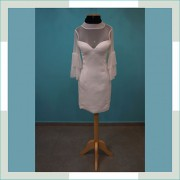Vestido de festa branco Rui Barbosa I