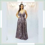 Vestido de festa floral II