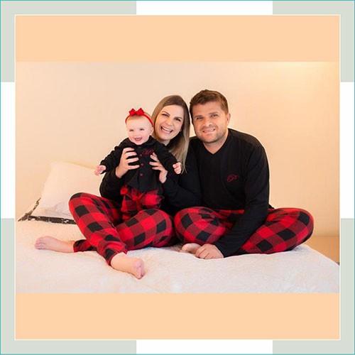 Pijama de flanela feminino  - FERRONI STORE ROUPAS E ACESSÓRIOS