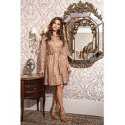 TRENCH COAT  DAZUL MODA EVANGÉLICA EXECUTIVA EXCLUSIVA