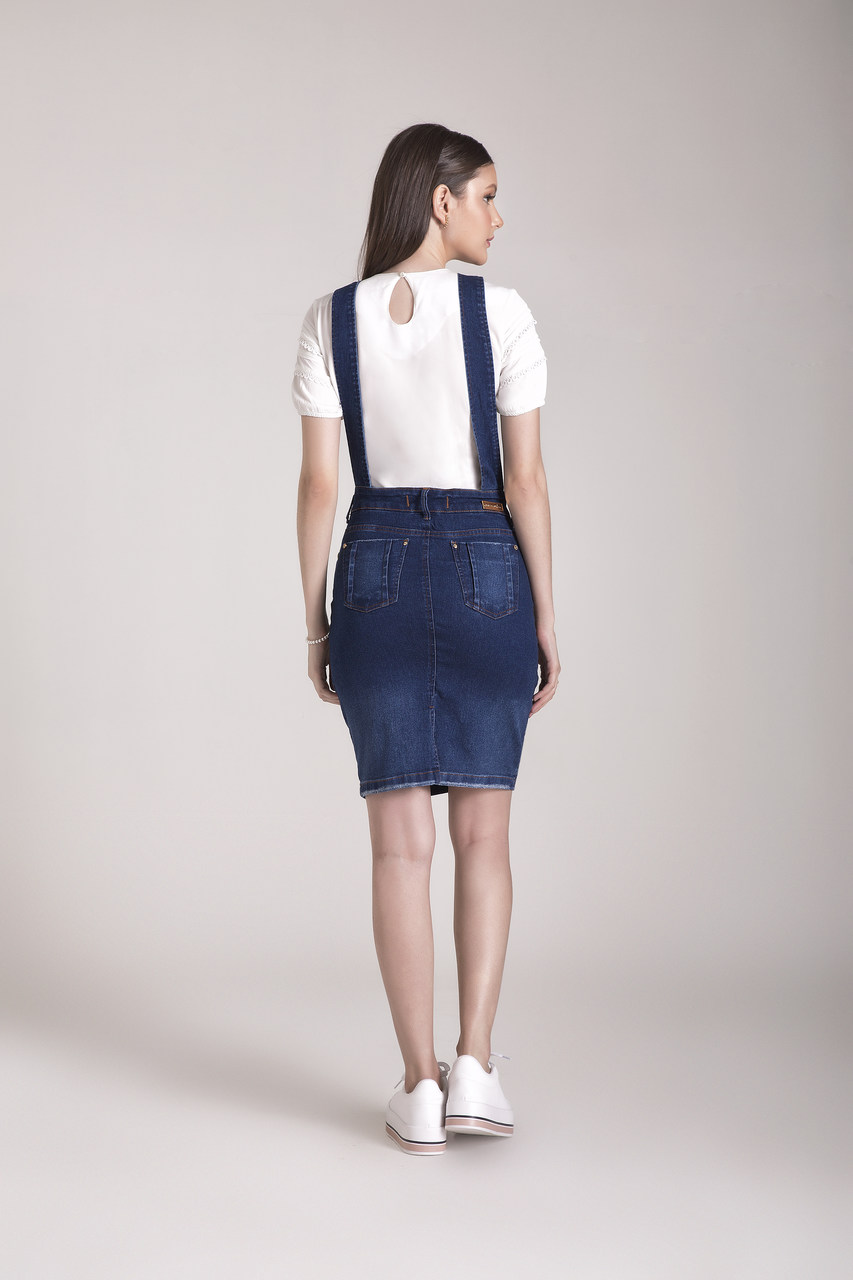 89602- Salopete jeans - Laura Rosa