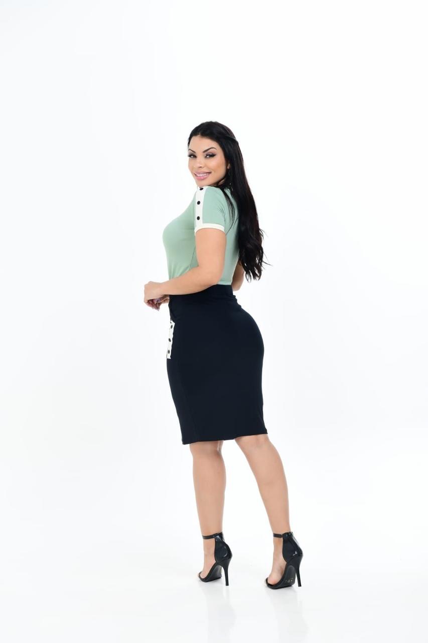 CONJUNTO CARLA DETALHES  - BELLY MODA